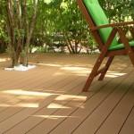 terasová doska príjemne zapadne do prírodného prostredia